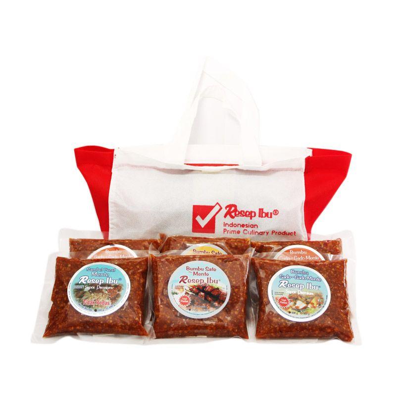 Resep Ibu Super Premium Kecil Bumbu Masak [Paket 2]