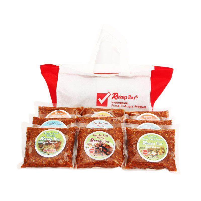 Resep Ibu Super Premium Kecil Bumbu Masak [Paket 3]