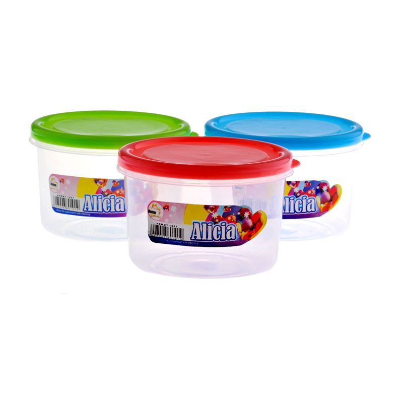 Hommy Alicia 1001 Sealware [400ml/3pcs]