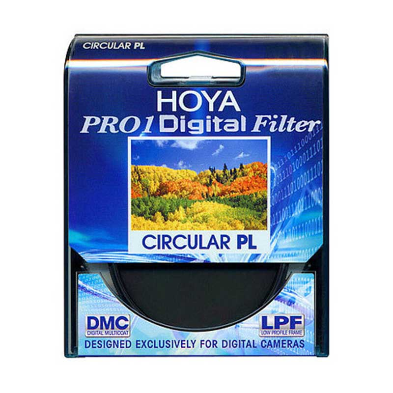 Hoya 40.5mm Digital Filter Kit with 3 Filters /& Pouch