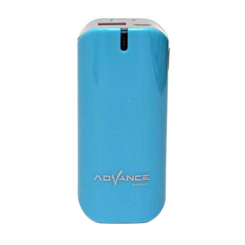 Advance S21 Blue Powerbank [5200 mAh]