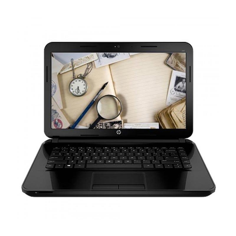 harga HP 14 G102AU Hitam Notebook [AMD APU A4-5000mx/2 GB/500 GB/DOS] Blibli.com