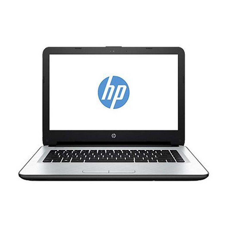 HP 14-AC001TU Silver Notebook [Intel N3050/2GB/14