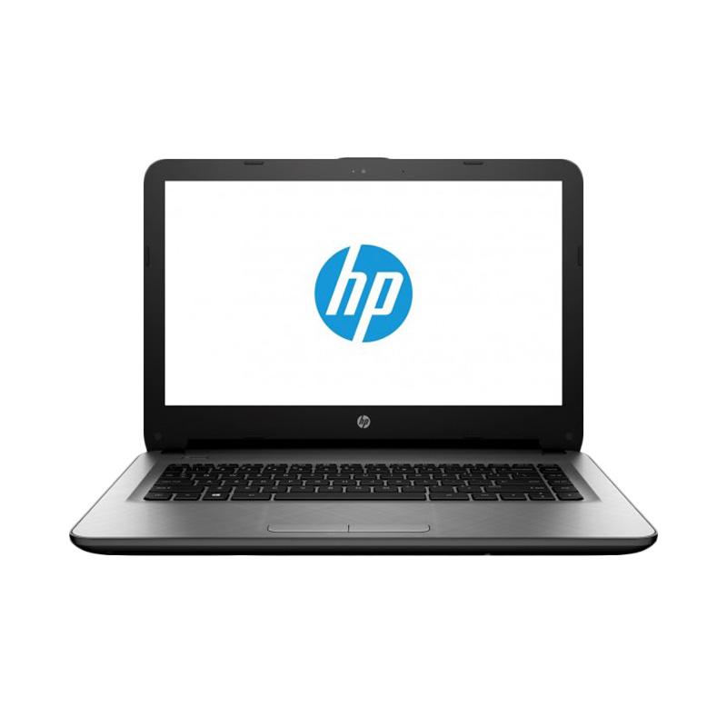harga HP 14-BS128TX SILVER - [Intel Core i5-8250U 1.6-3.4GHz/4GB/1TB/R520 2GB DDR3/14