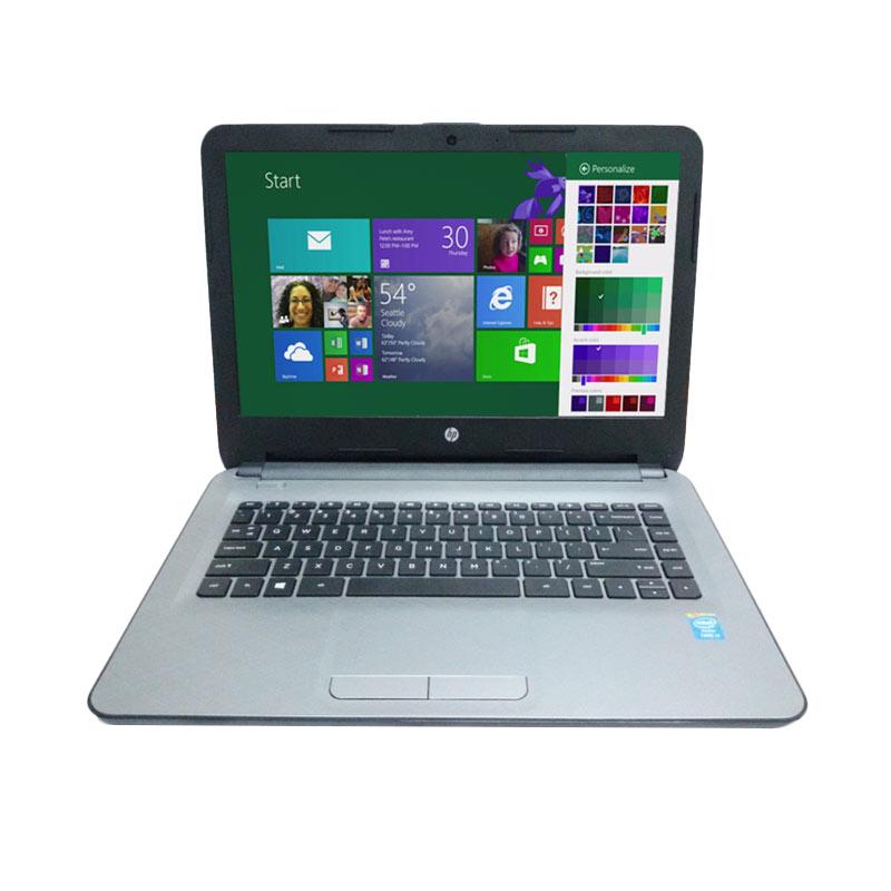 HP 14-AC130TX Notebook - Silver [14 Inch/Core i5-6200U/4GB/1TB/Win 10]