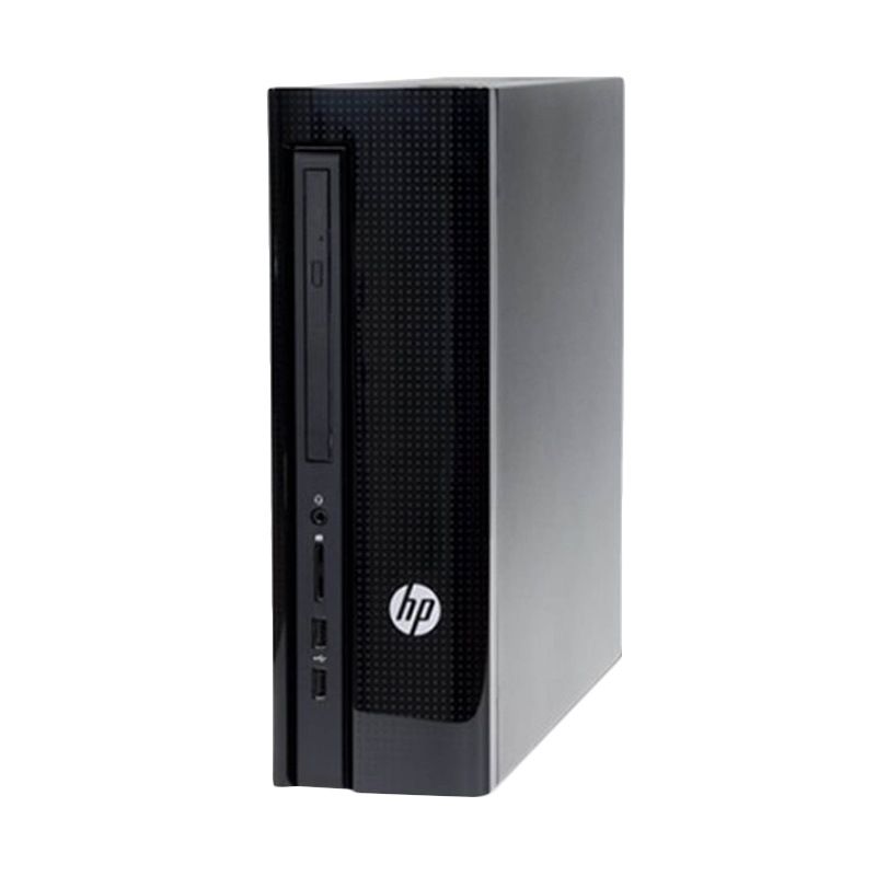 HP 455-011D-PC-20AA Desktop PC - Hitam [2 GB/Intel Ci3]