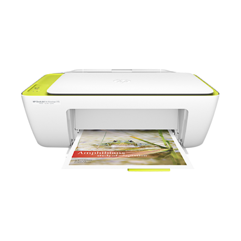 harga HP DeskJet Ink Advantage 2135 All in One Printer Blibli.com