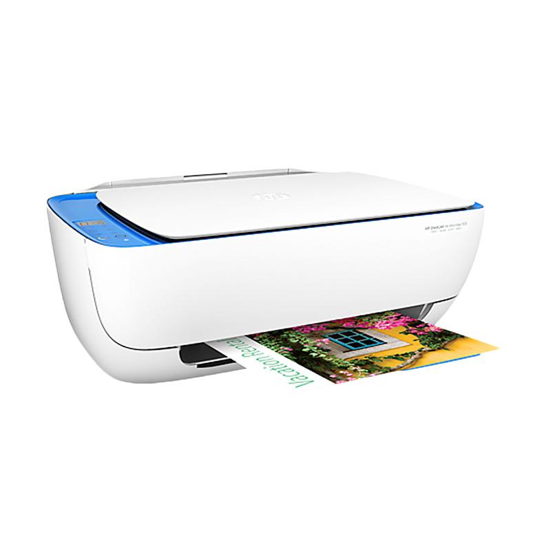 HP Deskjet Ink Advantage 3635 All in One Printer - Putih