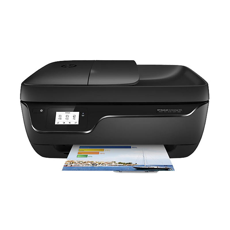 HP 3835 DeskJet Ink Advantage  All in One Printer