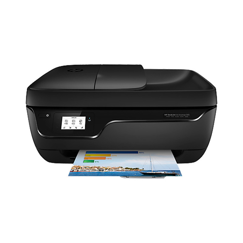 HP DeskJet Ink Advantage 3835 All-in-One Printer [Print/ Copy/ Scan/ Wireless/ Fax]