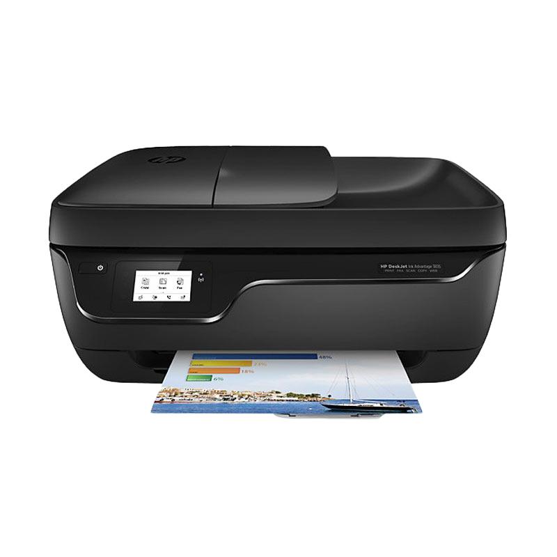 harga HP 3835 DeskJet Ink Advantage All-in-One Printer Blibli.com