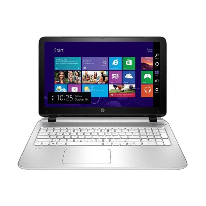 HP Pavilion 14 ab135TX White Notebook [Core i7/4GB/1TB]