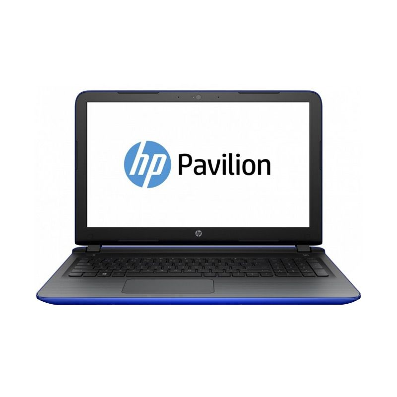 HP Pavilion 15-ab032ax Blue Notebook