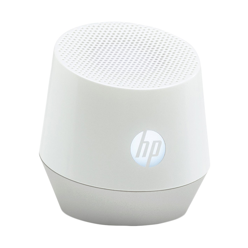 HP S4000 White Speaker Portable [H5M96AA]