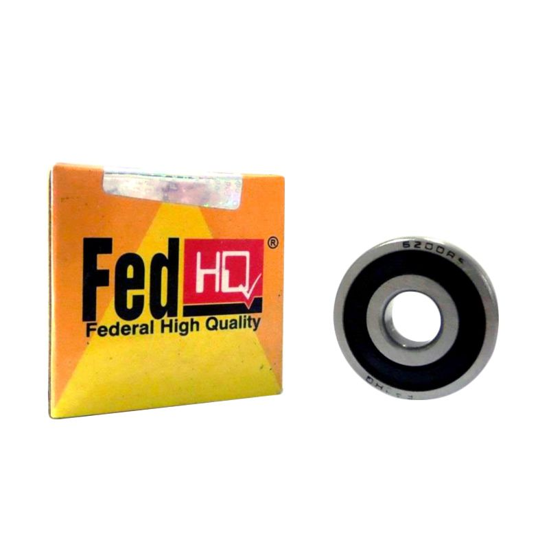FEDHQ 6203-2RS Lager or Bearing Aksesories Motor