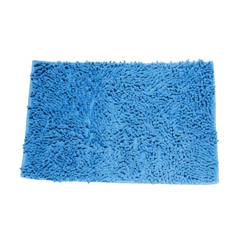 Dinemate Microfiber Light Blue Keset [40 x 60 cm]