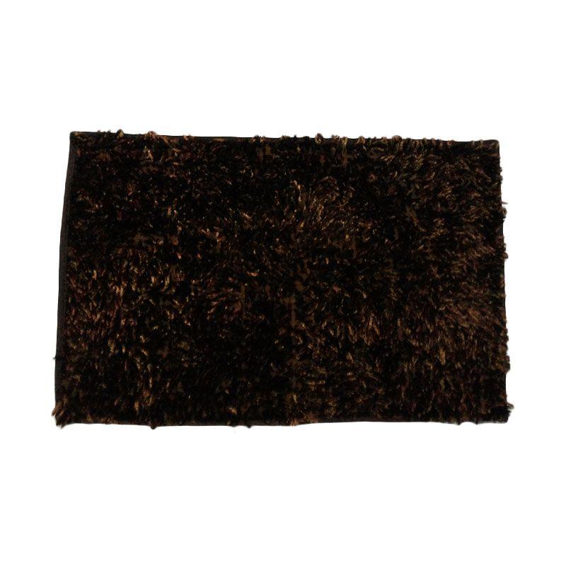 Dinemate Microfiber Light Brown Keset [40x60 cm]