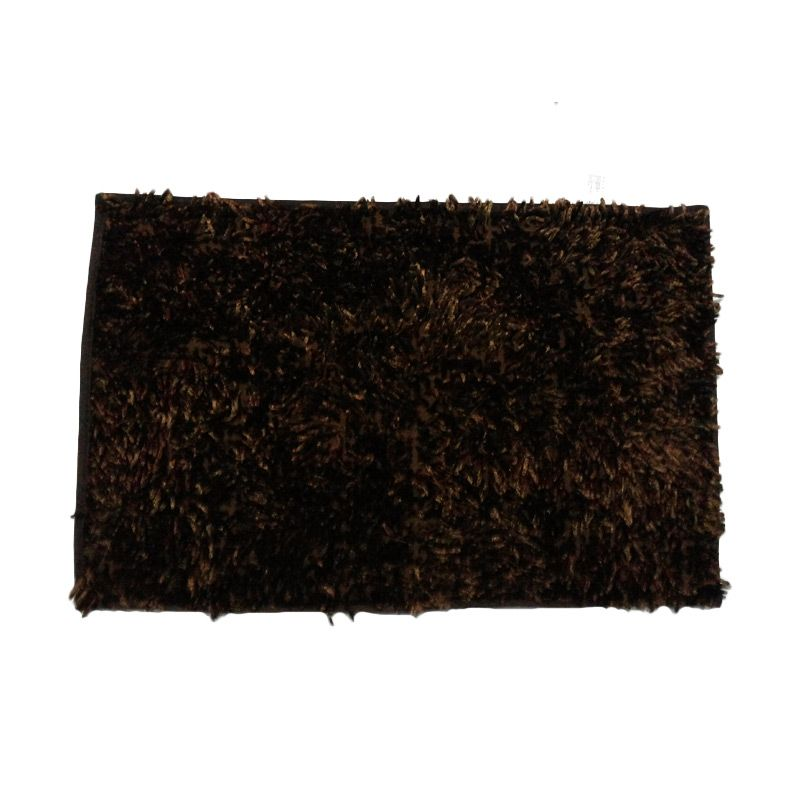 Dinemate Microfiber Light Brown Keset [50x70 cm]