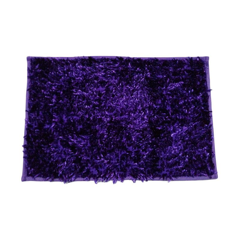 Dinemate Microfiber Light Purple Keset [40x60 cm]