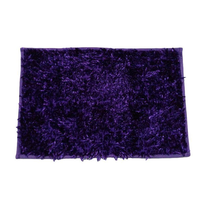 Dinemate Microfiber Light Purple Keset [50x70 cm]