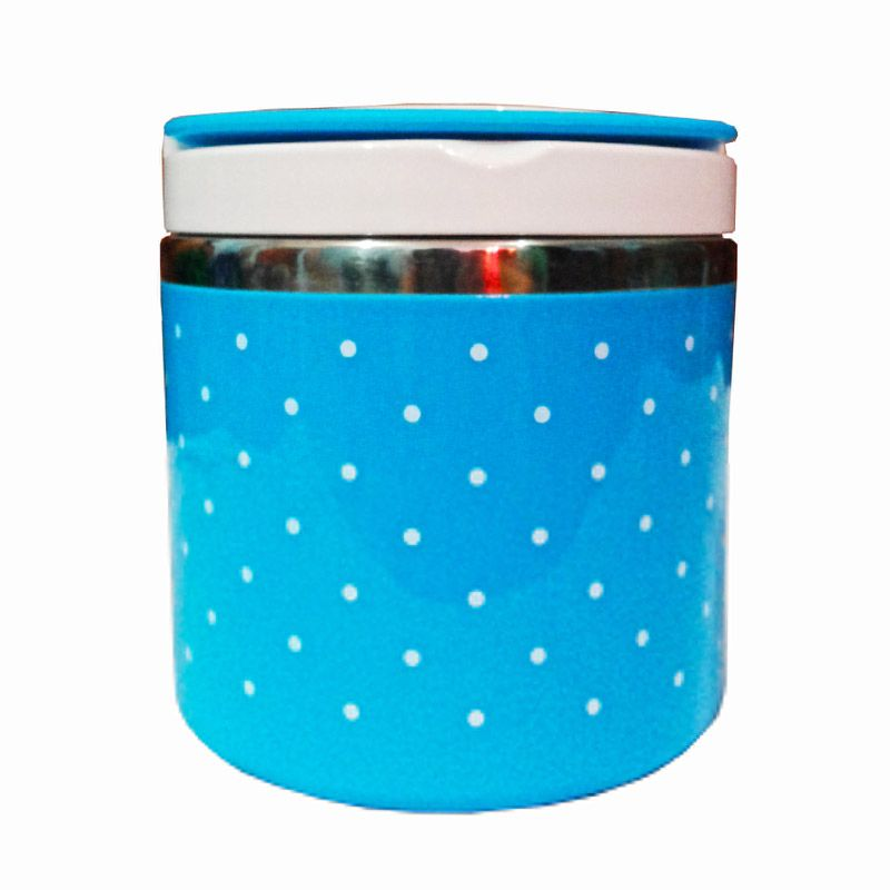 Homio Biru Kotak Makan [1 Susun]