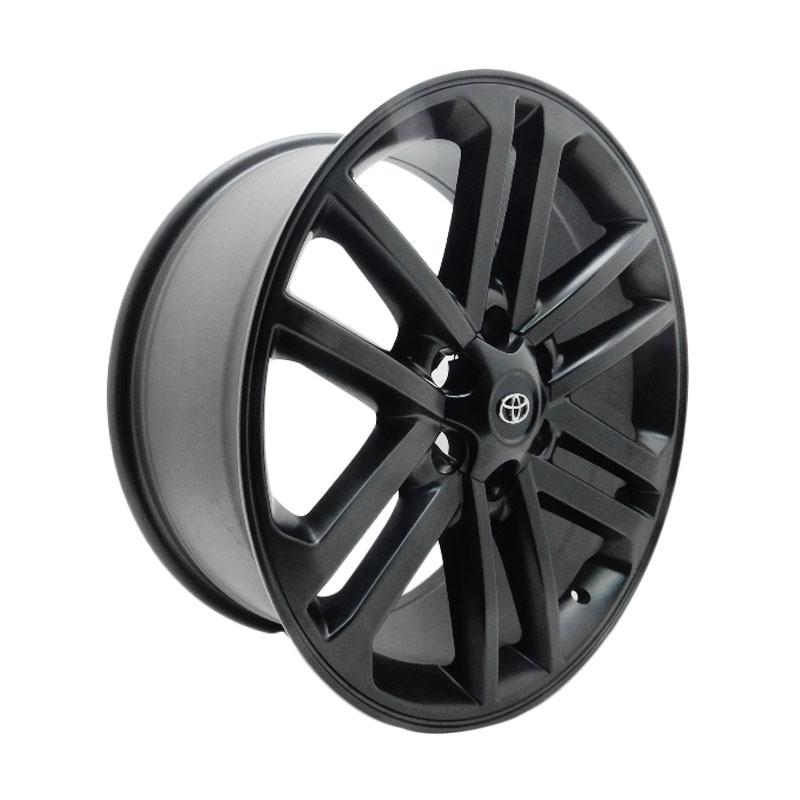 Jual Replika Fuel Endurance Black Velg Mobil [20 Inch/PCD ...