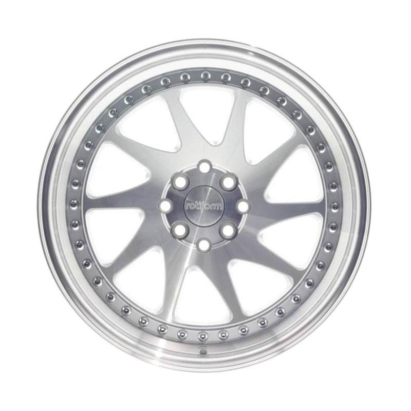 harga HSR Wheel OZT JD18 Hyper Black Machine Lip Velg Mobil [Ring 17x85 H8x100-114,3 ET40] Blibli.com