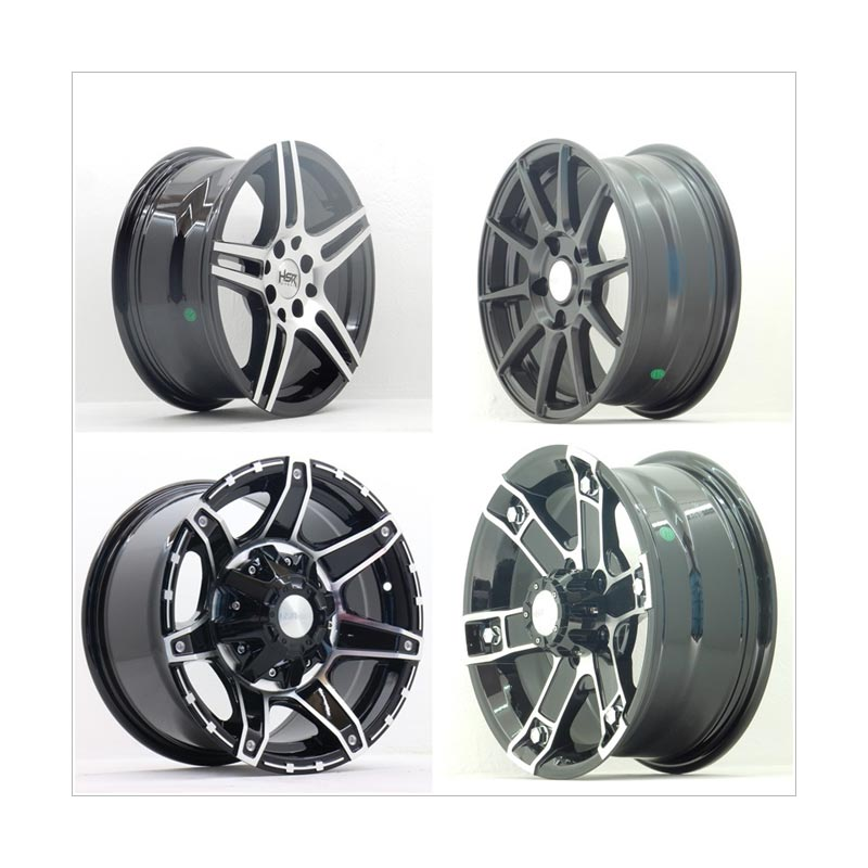 Paket TKB Group HSR Wheel B3500 + Ban [Pasang Di Tempat]