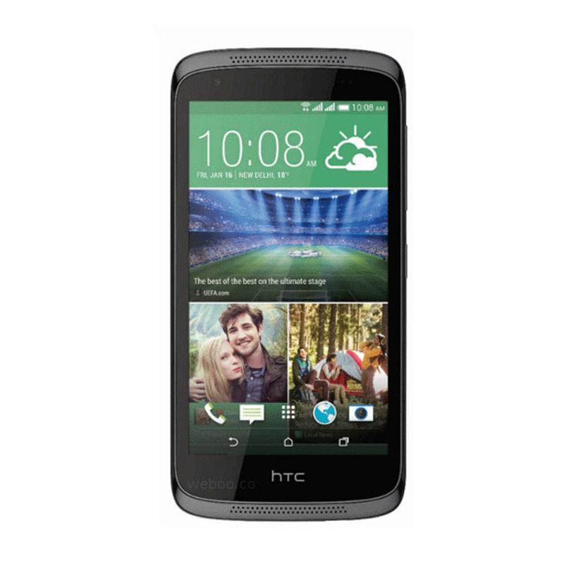 HTC Desire 526G Dual SIM Smartphone - Hitam [8GB/ 1GB]