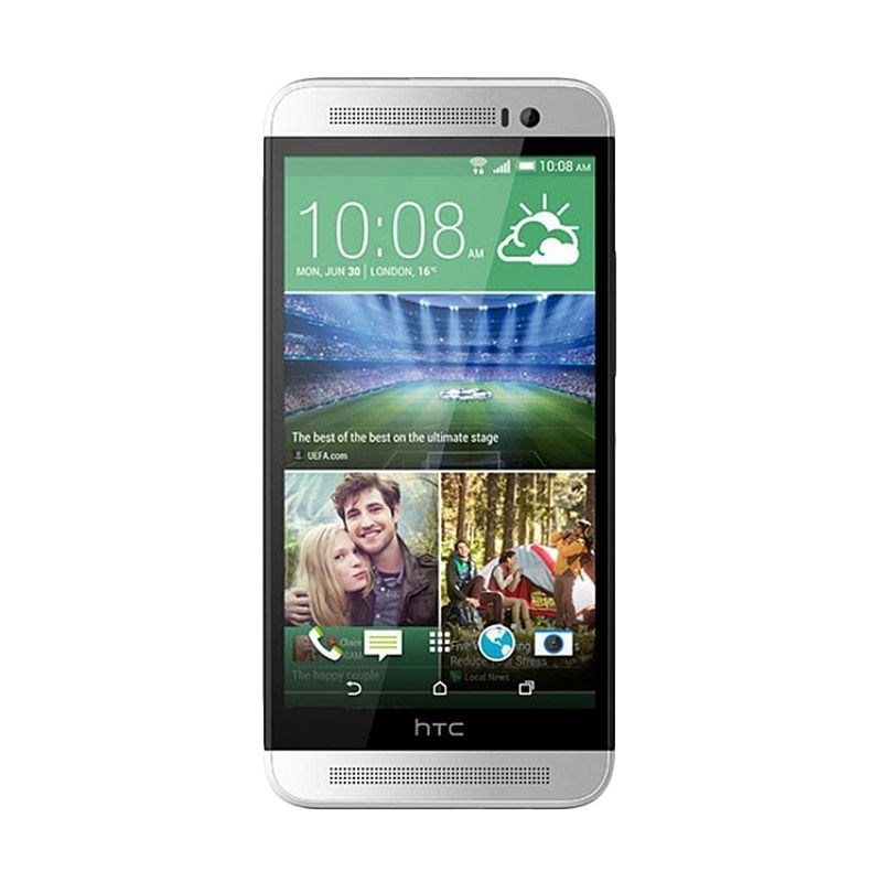 Htc One E8 Dual Smartphone - White [16 GB]
