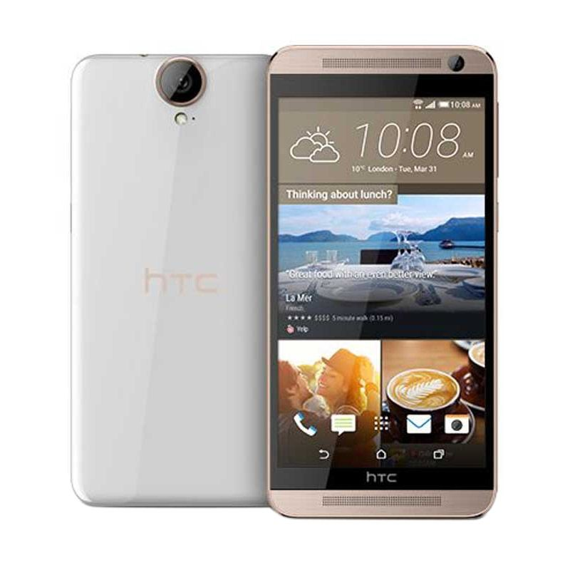HTC One E9 Plus Classic Smartphone - Rose Gold [32GB/ 3GB]