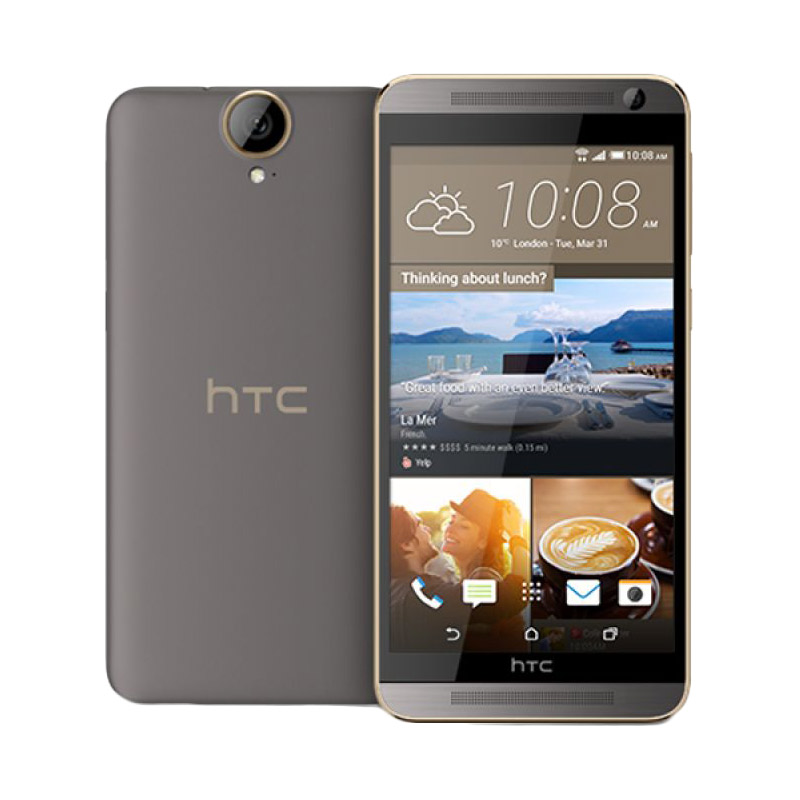 HTC One E9 Plus Smartphone - Gold Sepia [32 GB/ 3 GB]