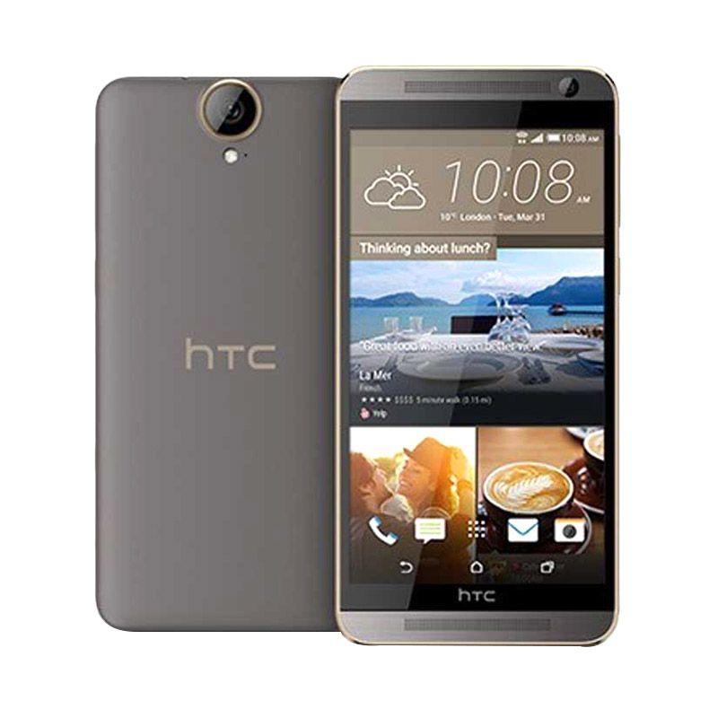 HTC One E9 Plus Smartphone - Gold Sepia [32GB/ 3GB]