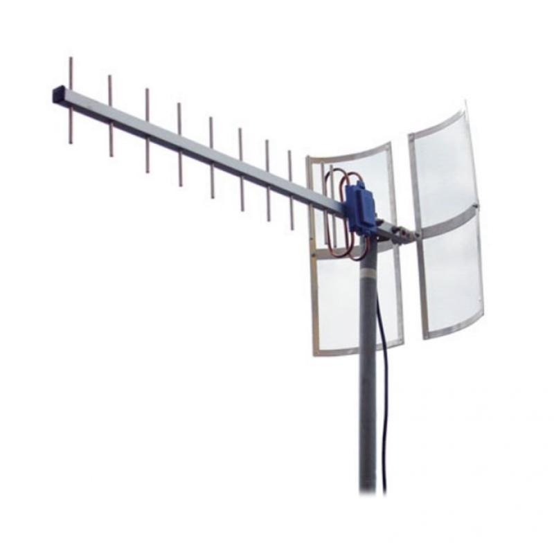 Antena Yagi untuk Modem Huawei 5573 Penguat Sinyal 3G dan 4G