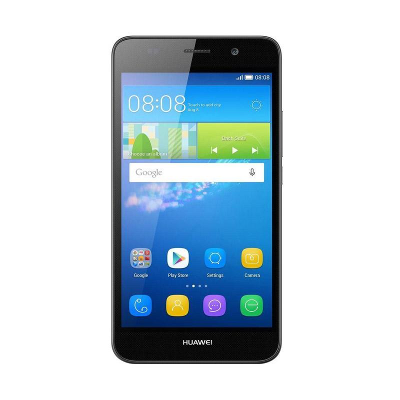 Huawei Y6 Smartphone - Black [8 GB/4G LTE]