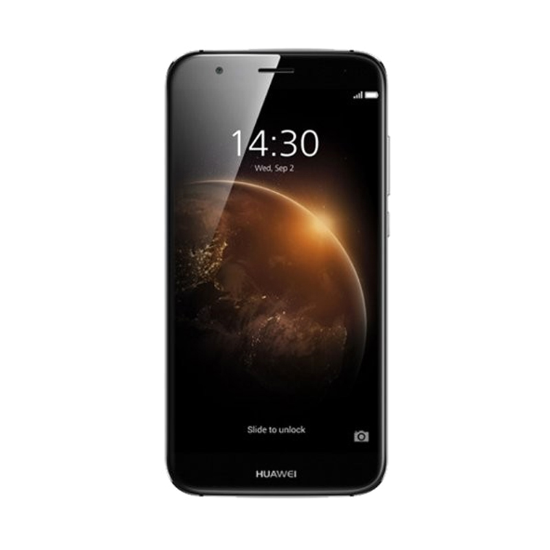Huawei G8 Grey Smartphone *free view flip cover