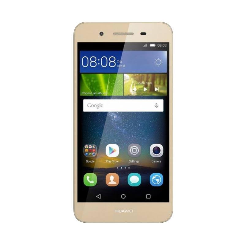 Huawei GR3 TAG-L32 Smartphone - Gold [16 GB]