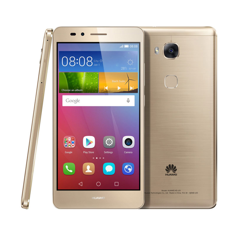Huawei GR5 Smartphone - Gold [4G]