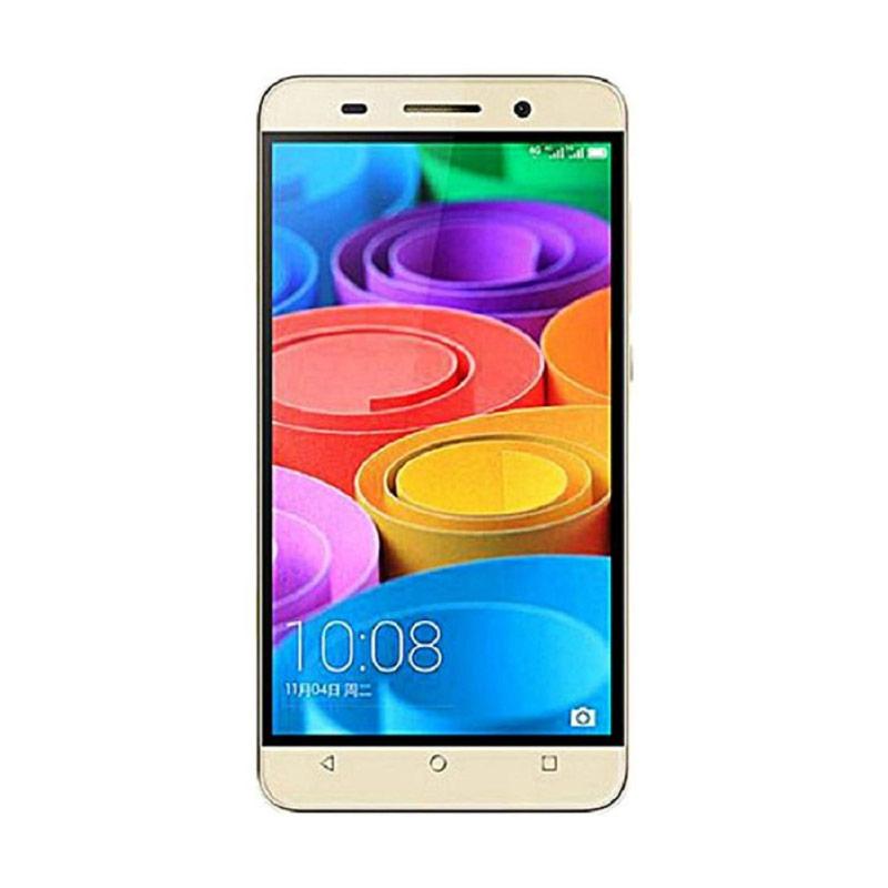 harga Huawei Honor 4C Smartphone - Gold [8GB/ 2GB] Blibli.com