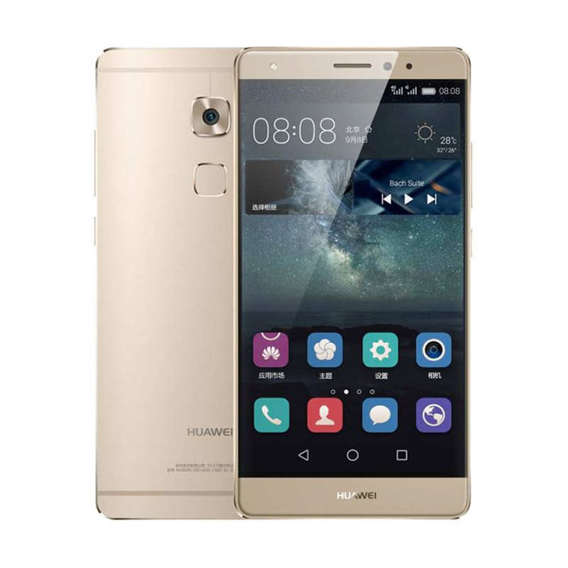Huawei Mate S Smartphone - Gold [64GB/ 3GB]