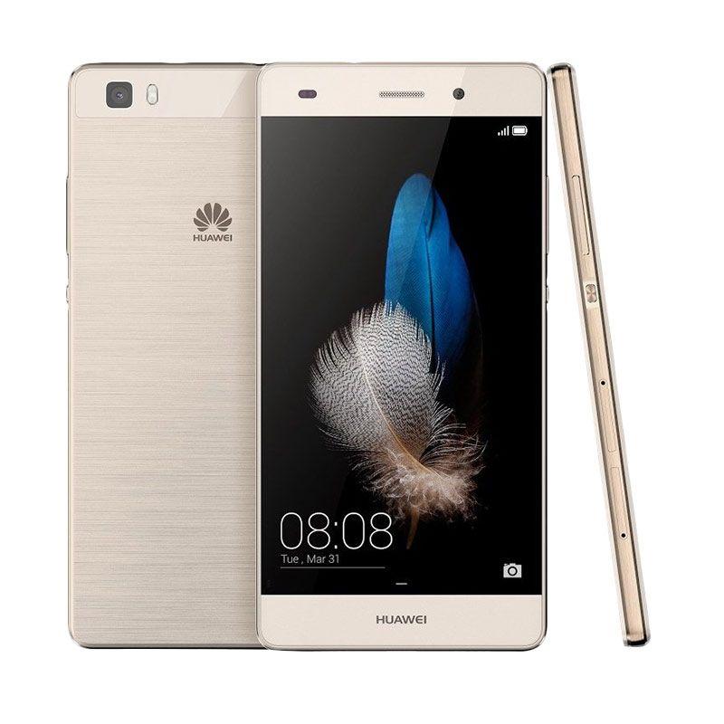Huawei P8 Lite Smartphone - Gold [16GB/ 2GB]