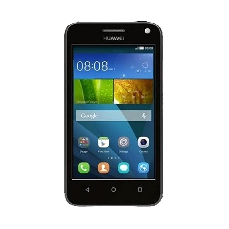 Huawei Y336 Batik Black Smartphone