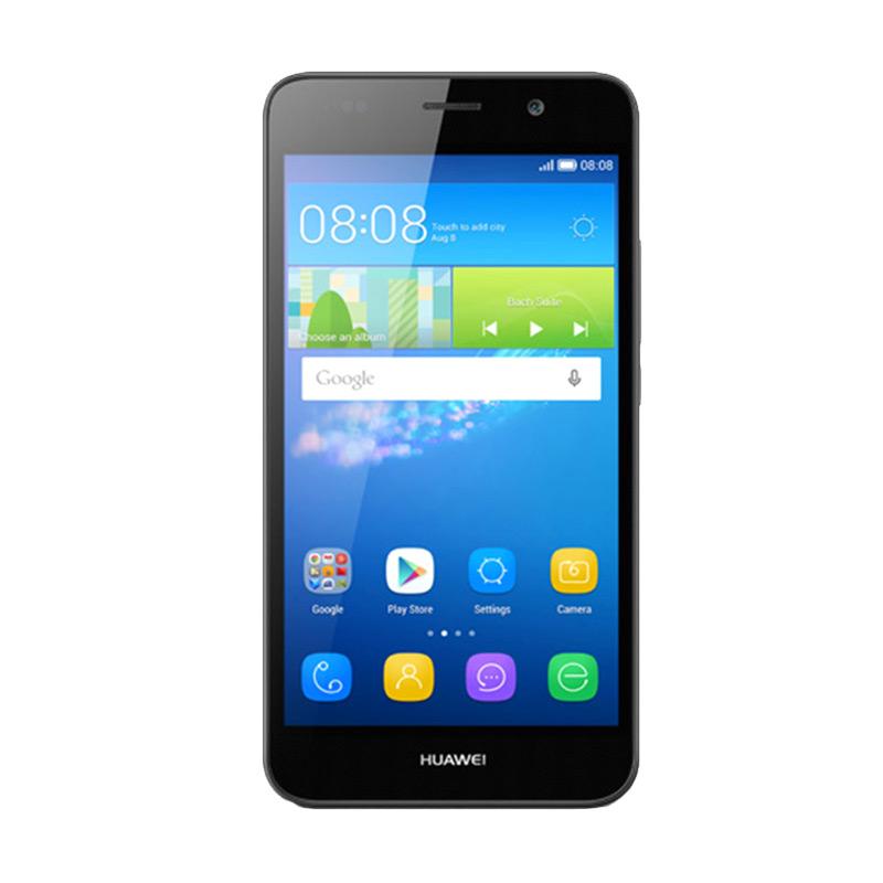 Huawei Y6 4G LTE Smartphone - Black [8 GB/2 GB]
