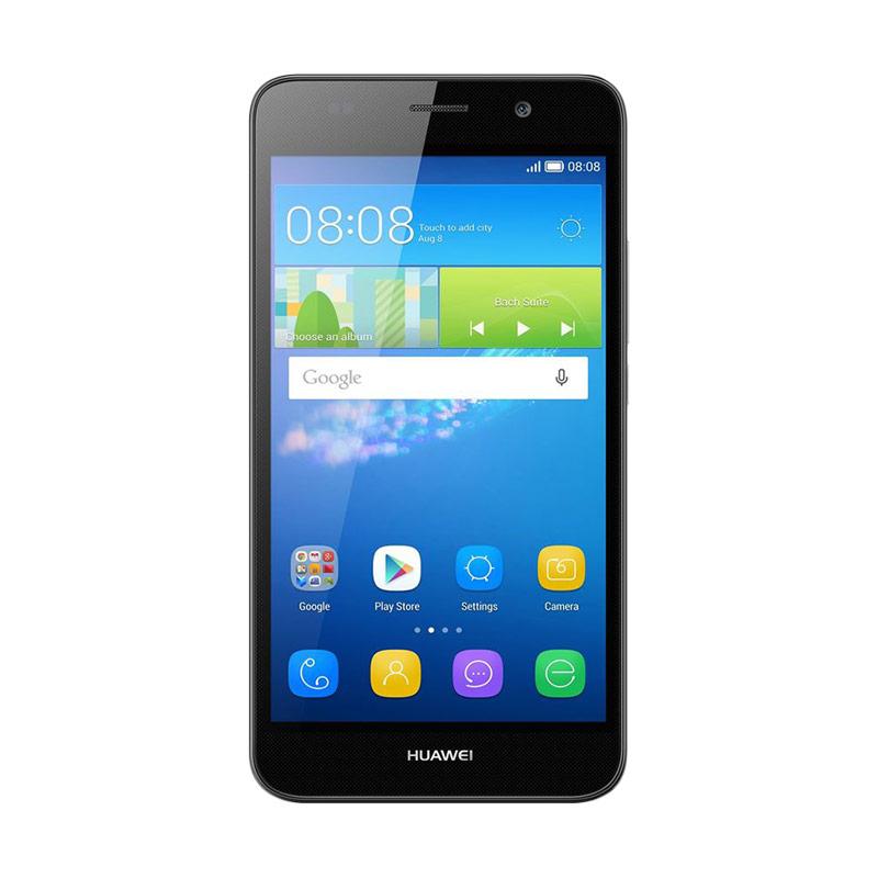 Huawei Y6 Smartphone - Black [8GB/ 2GB/ LTE]