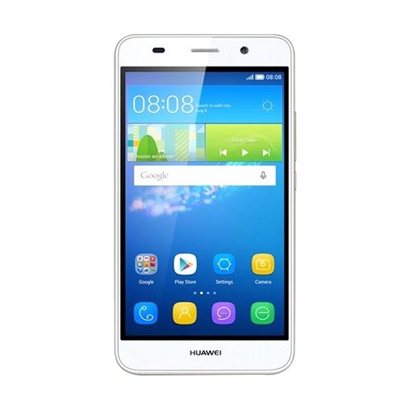 Huawei Y6 SCL-U31 Smartphone - Putih [8 GB]