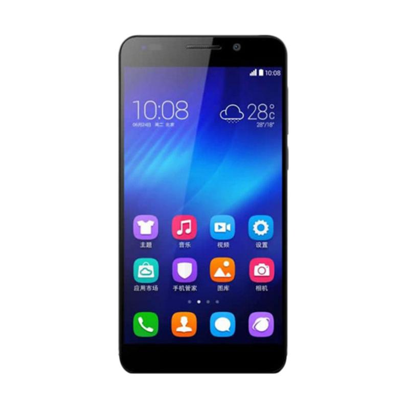 Huawei Y6 Smartphone - Black [8 GB]