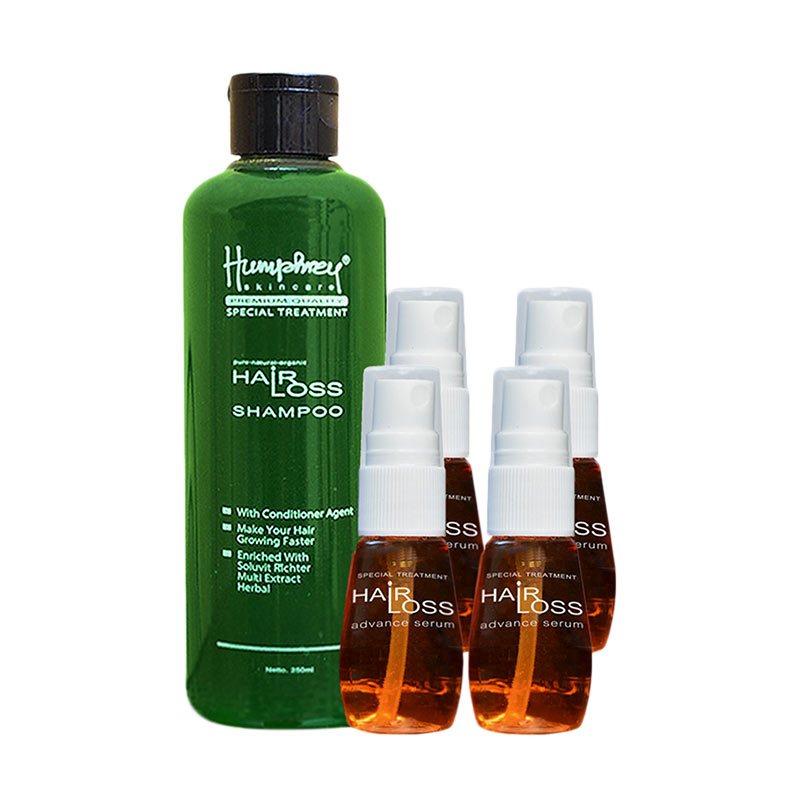 Humphrey Hair Loss Reguler Package