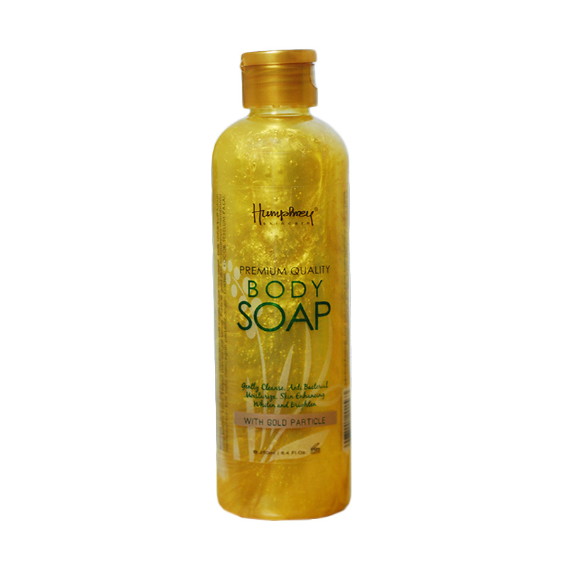 Humphrey skin care Glowing Gold