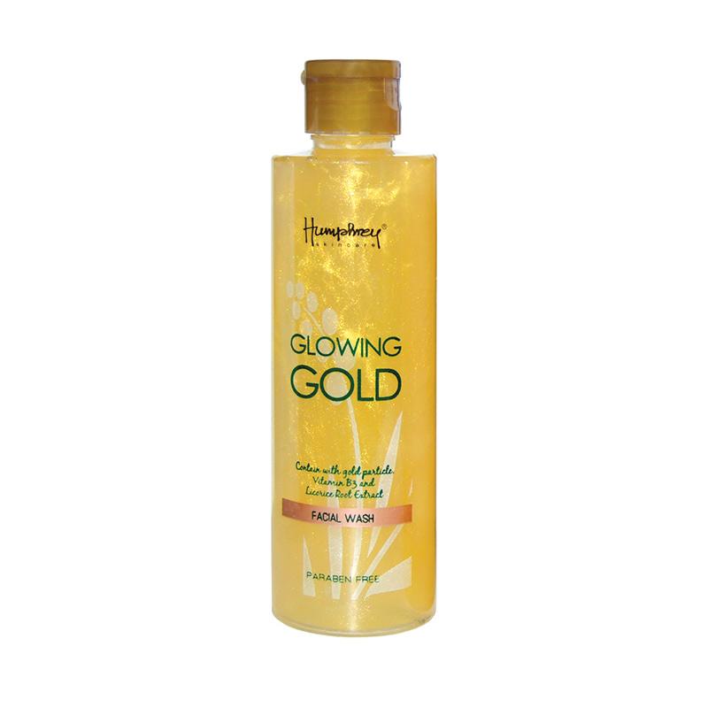 Humphrey Skin Care Glowing Gold Facial Wash [200 mL]