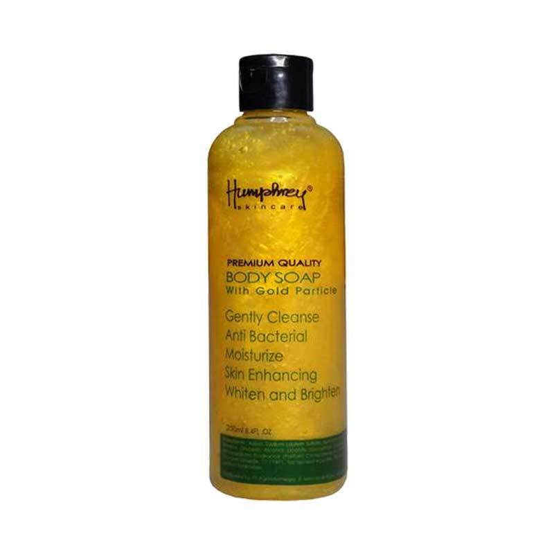 Humphrey skin care Glowing Gold